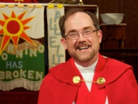 Welcome from Prolocutor of Provincial Synod